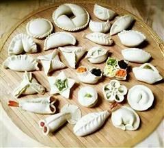 现学现用20种饺子做法,你家绝对需要