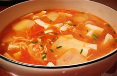四物汤—蔬菜汤