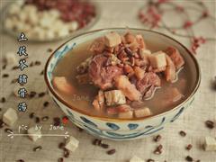 牛大力土茯苓猪骨汤