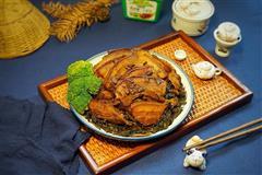 豆瓣香梅菜扣肉