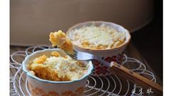 炼乳芝士焗红薯